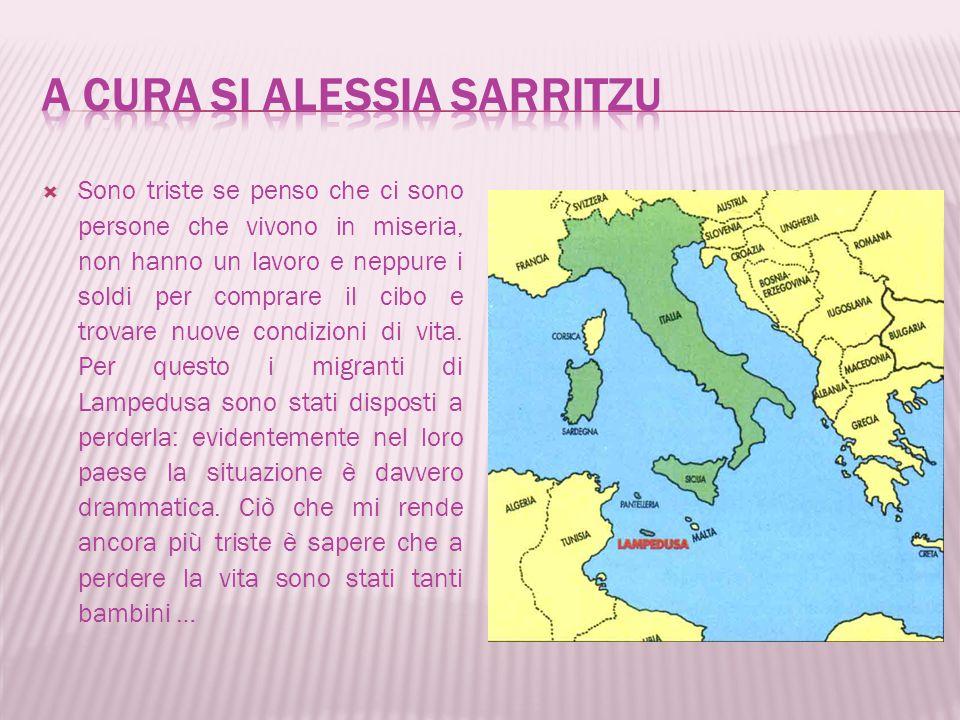 A cura si Alessia sarritzu