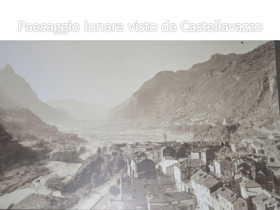 Paesaggio lunare visto da Castellavazzo