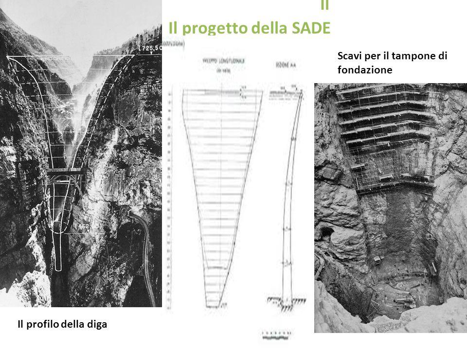 Il Il progetto della SADE