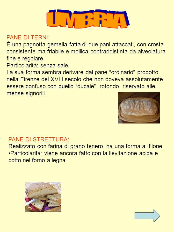 UMBRIA PANE DI TERNI: