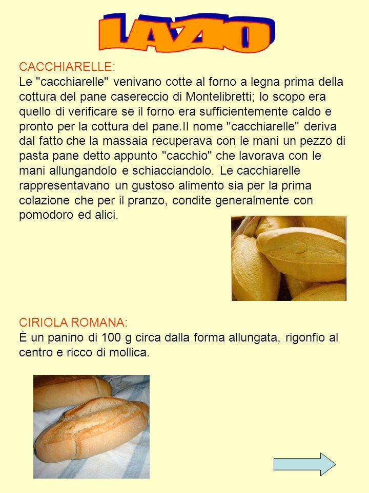 LAZIO CACCHIARELLE: