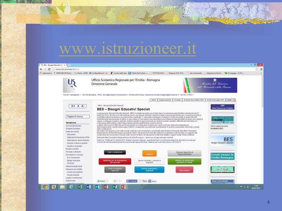 www.istruzioneer.it