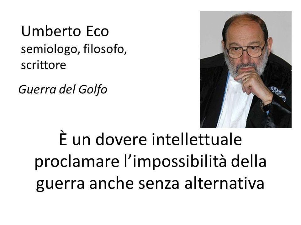 Umberto Eco semiologo, filosofo, scrittore