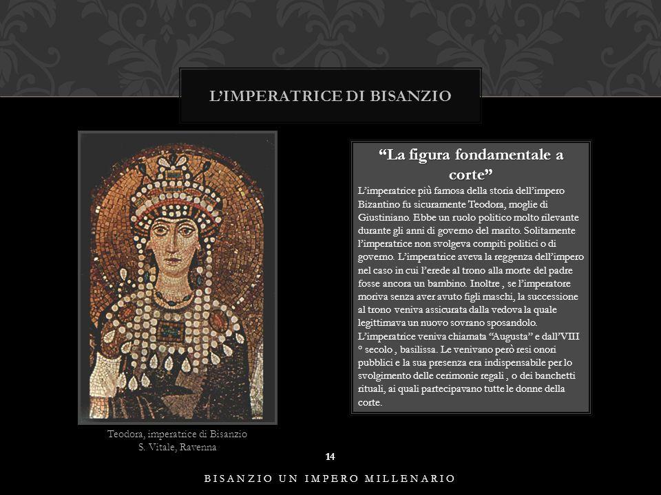 L'imperatrice di Bisanzio