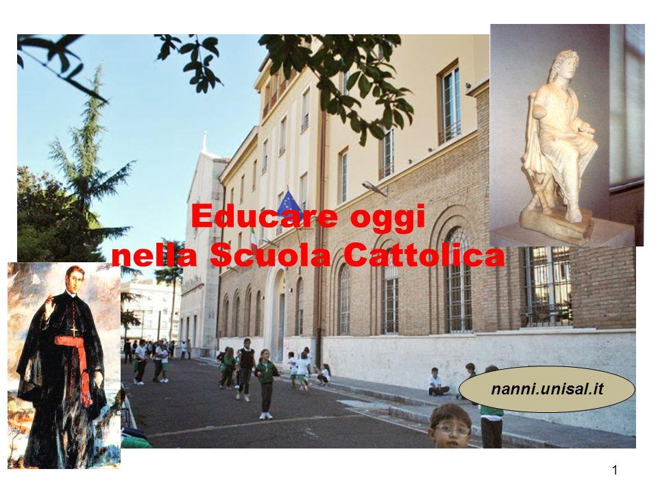 nella Scuola Cattolica