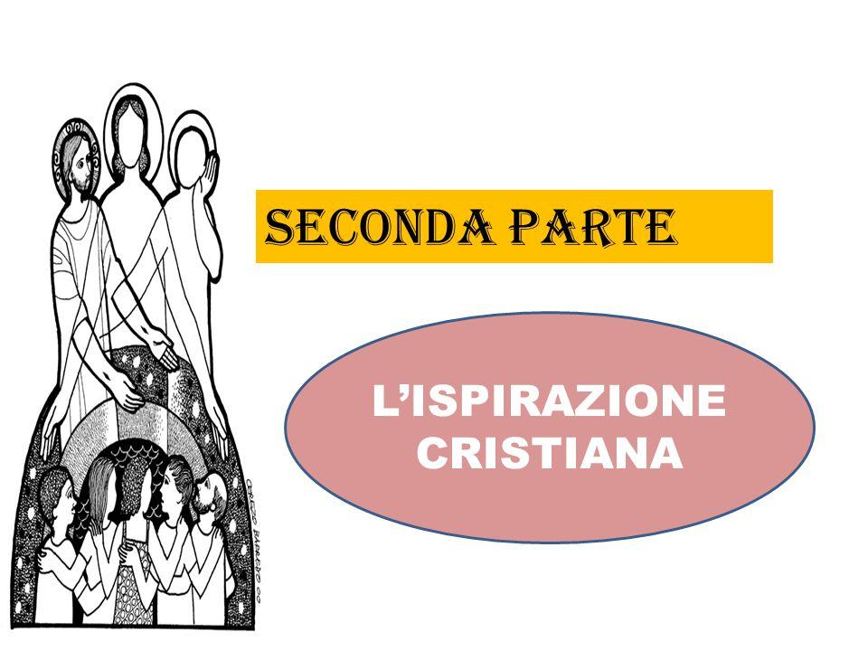 L'ISPIRAZIONE CRISTIANA
