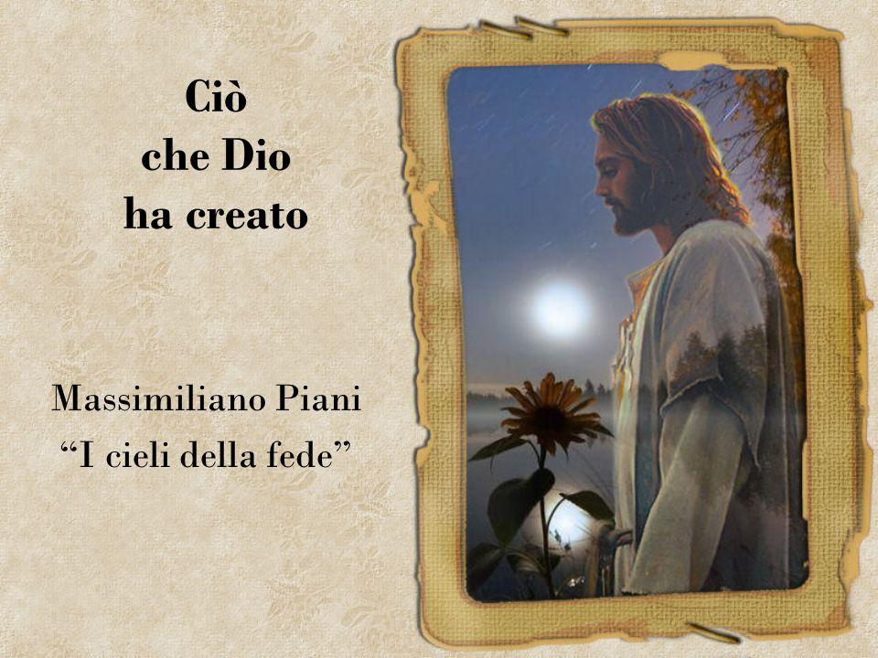 Massimiliano Piani I cieli della fede