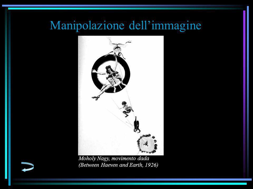 Manipolazione dell'immagine