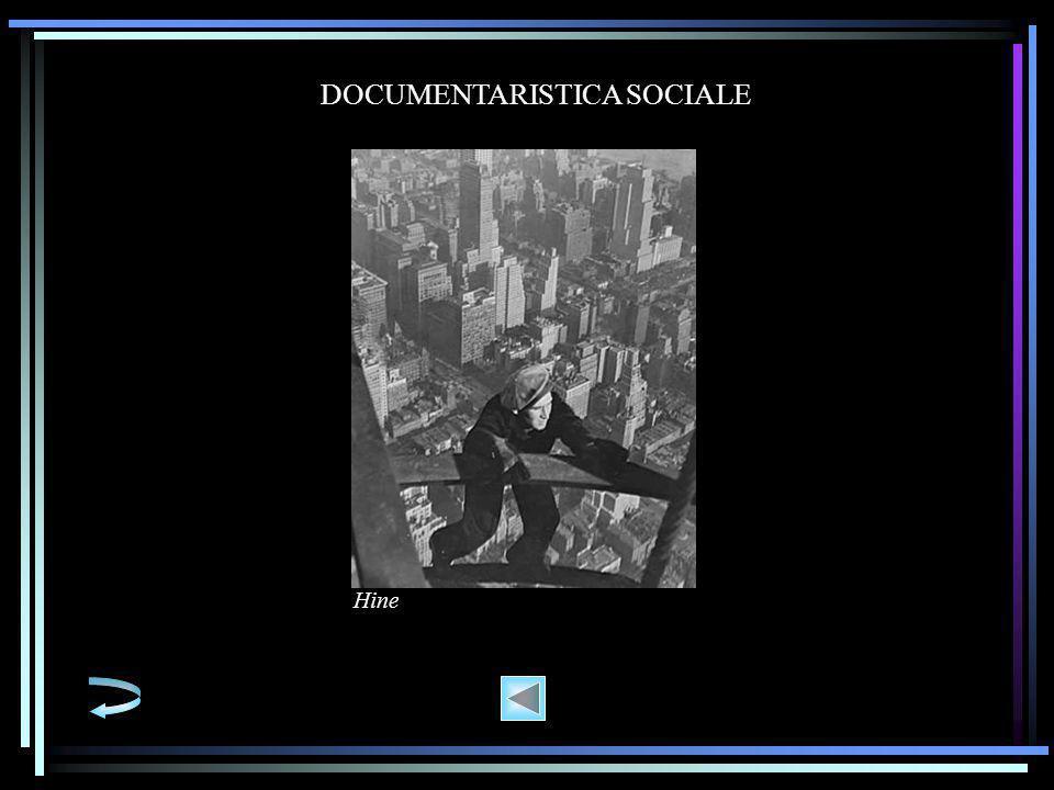 DOCUMENTARISTICA SOCIALE