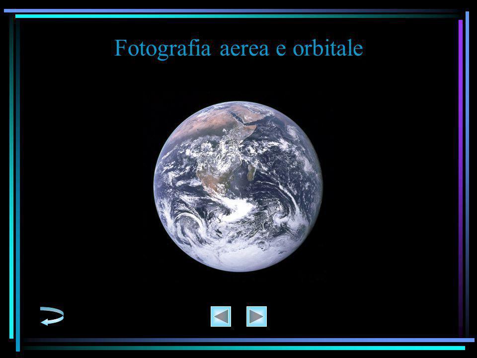 Fotografia aerea e orbitale