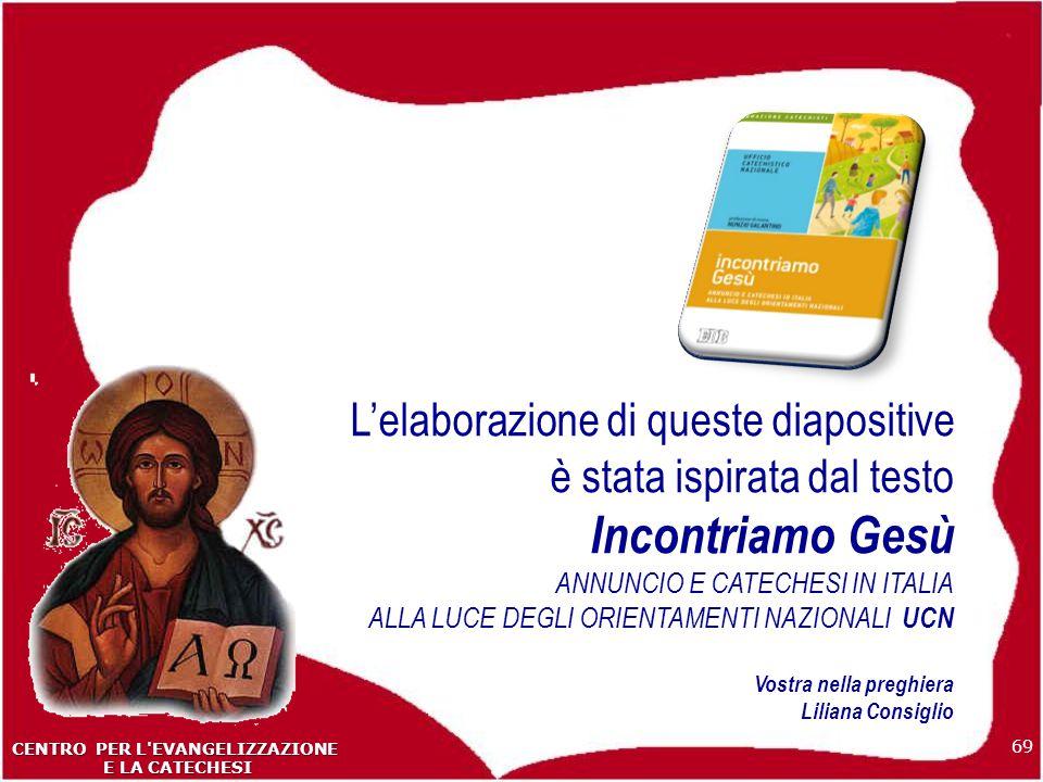 CENTRO PER L EVANGELIZZAZIONE