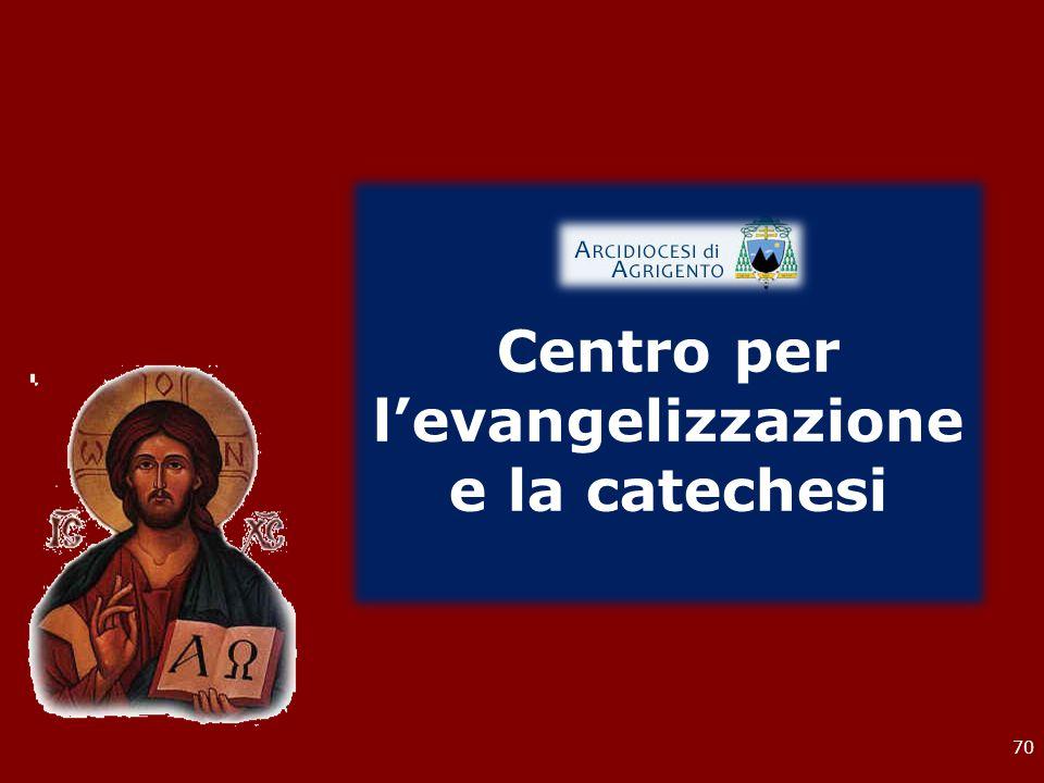 Centro per l'evangelizzazione e la catechesi