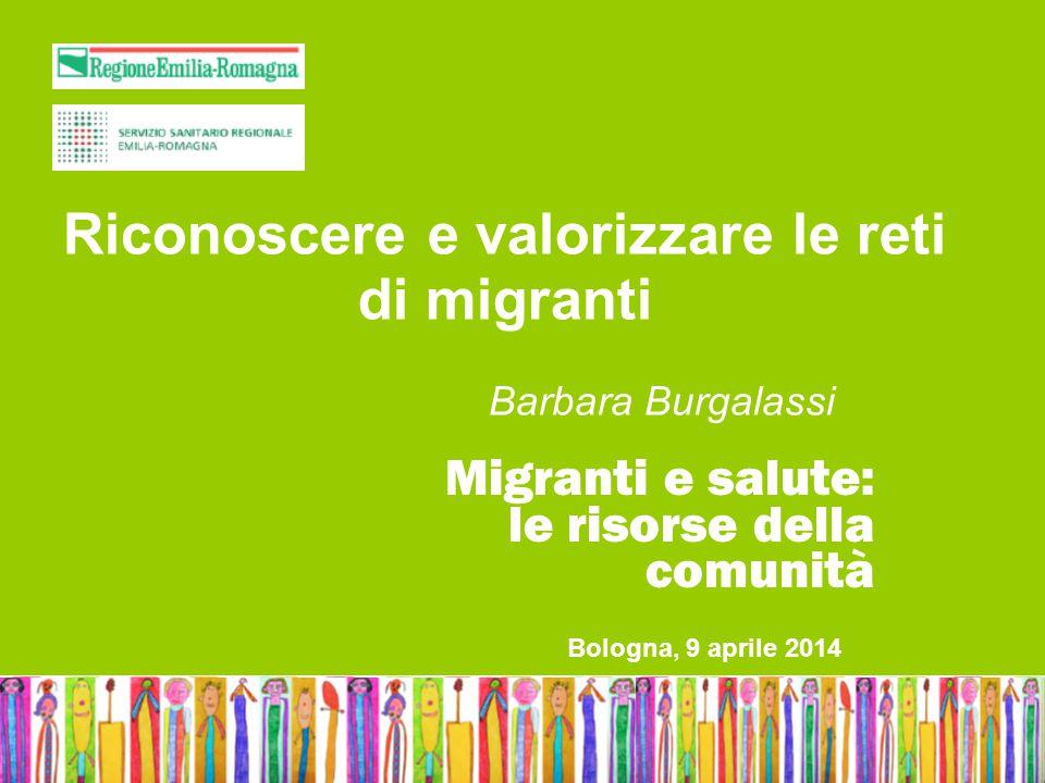Riconoscere e valorizzare le reti di migranti