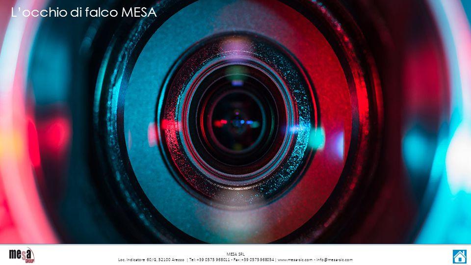 L'occhio di falco MESA