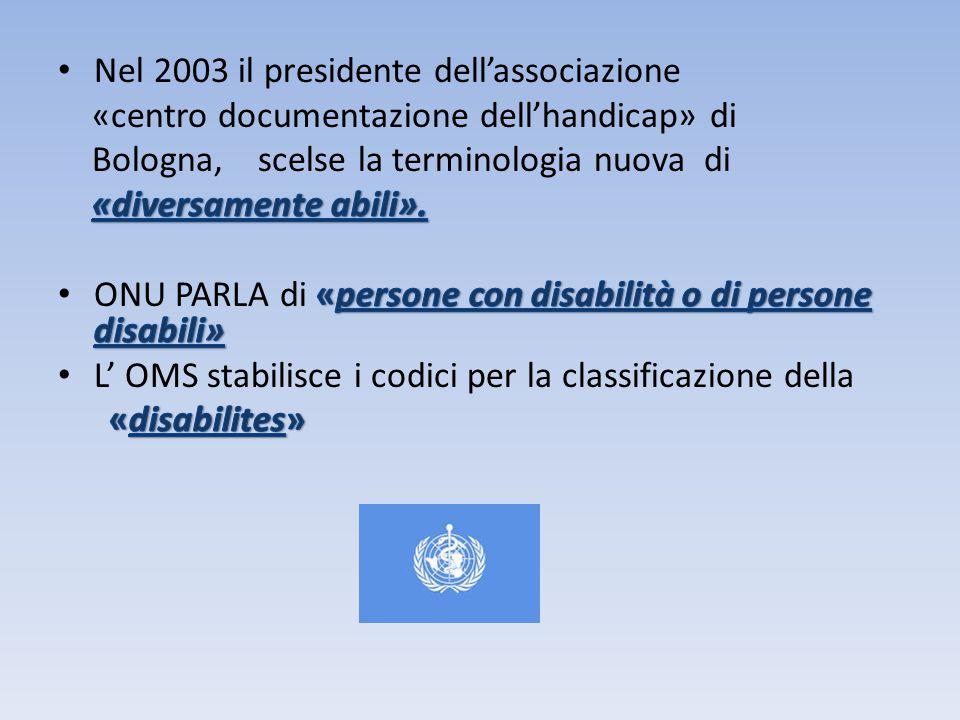 Nel 2003 il presidente dell'associazione