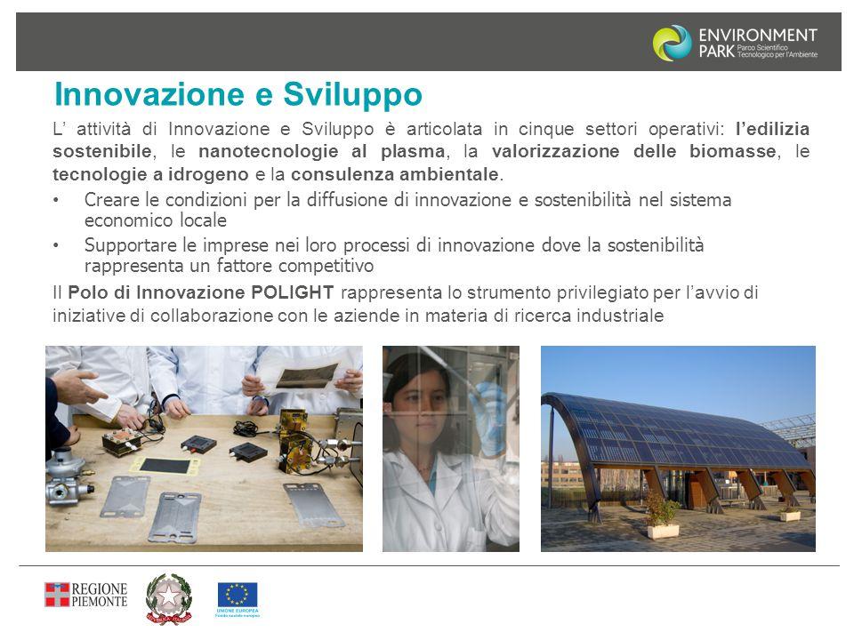 Innovazione e Sviluppo