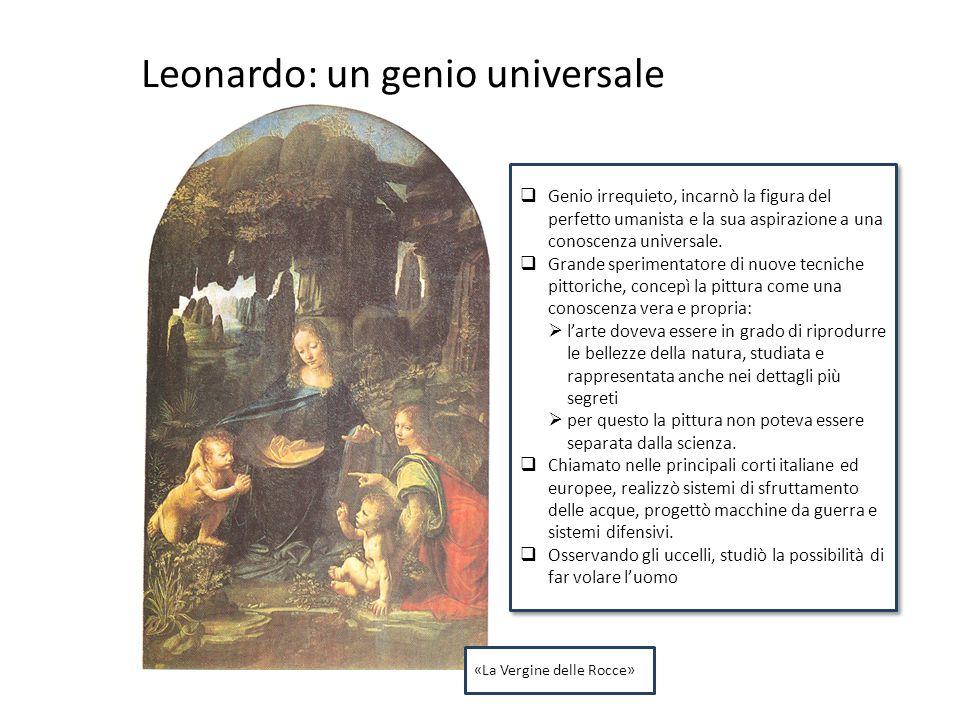Leonardo: un genio universale