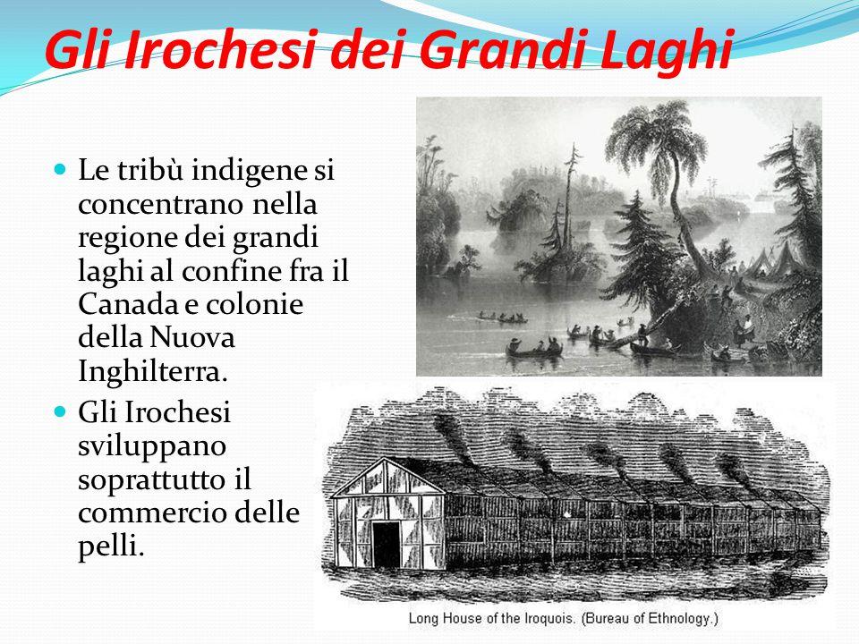 Gli Irochesi dei Grandi Laghi