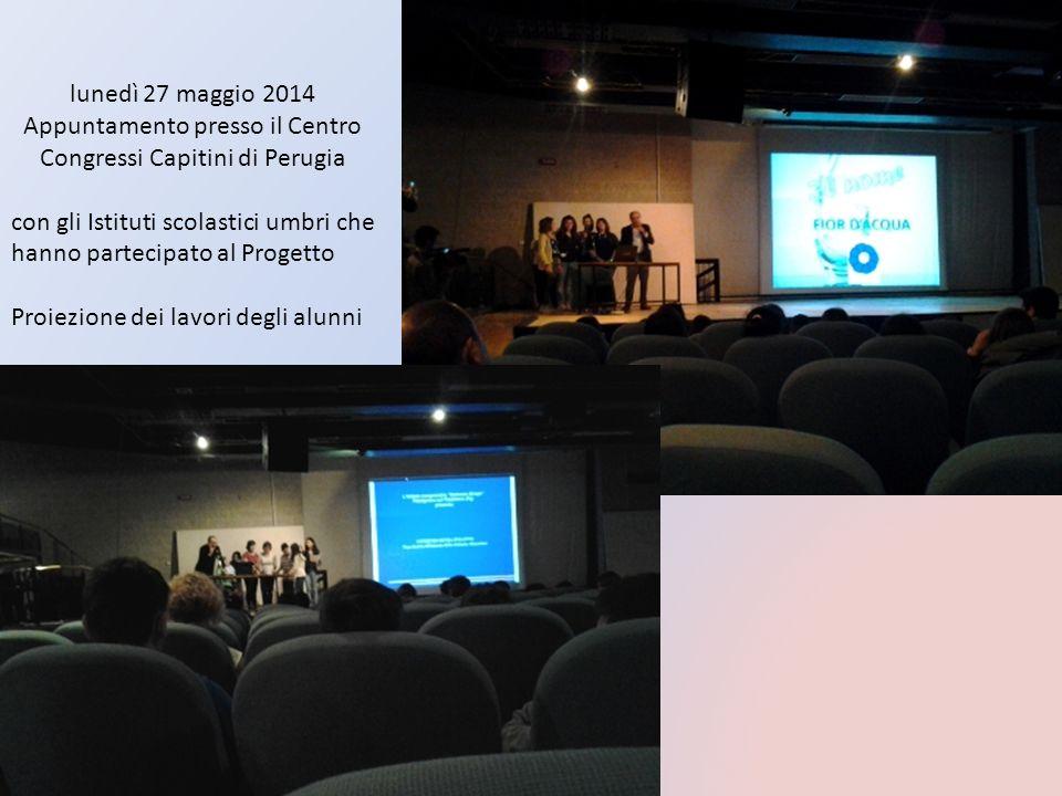 Appuntamento presso il Centro Congressi Capitini di Perugia