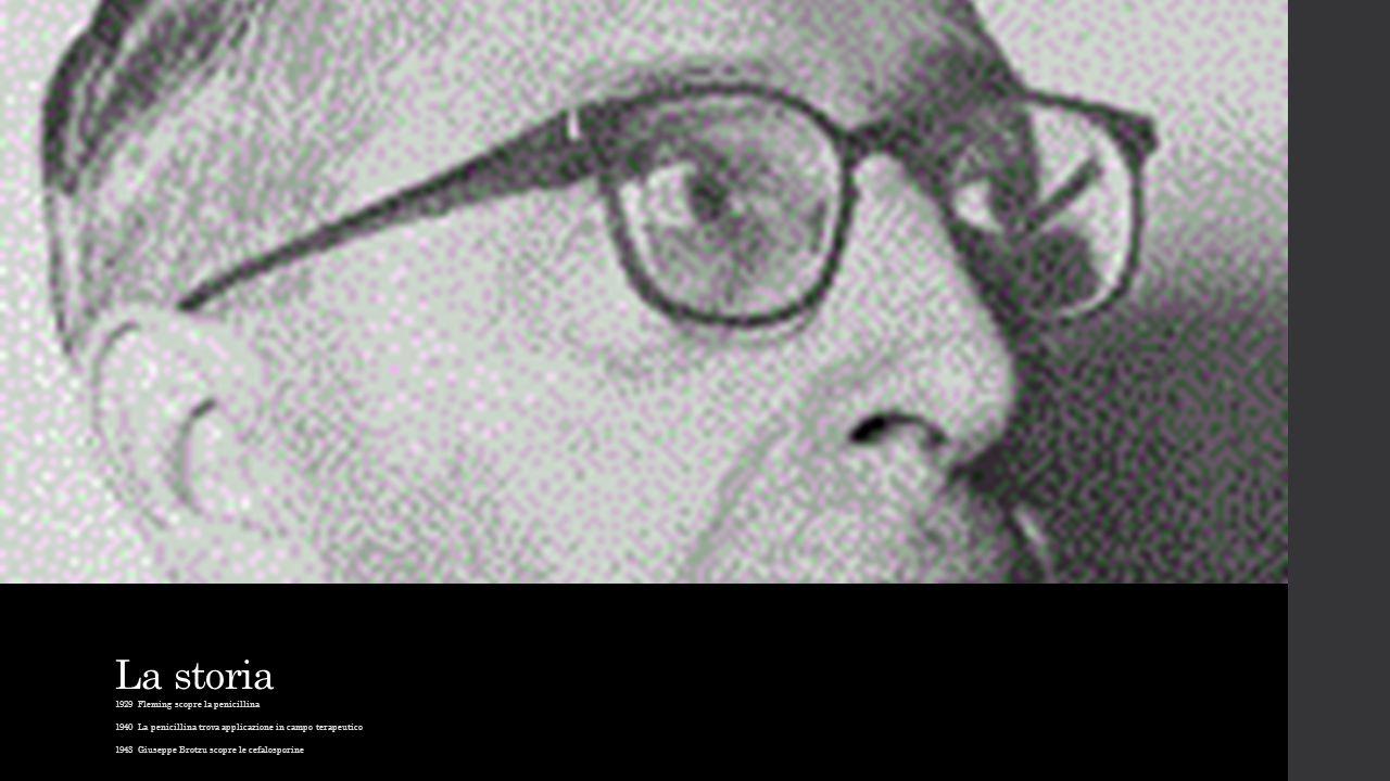 La storia 1929 Fleming scopre la penicillina