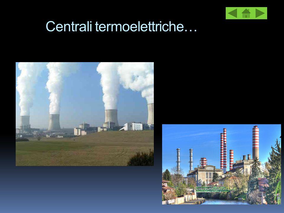 Centrali termoelettriche…