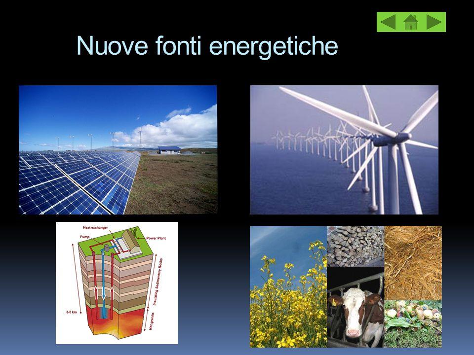 Nuove fonti energetiche