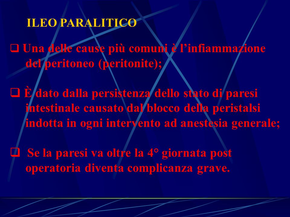 del peritoneo (peritonite);