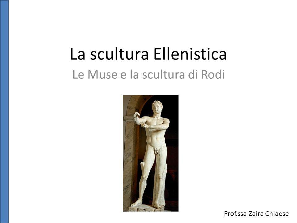 La scultura Ellenistica