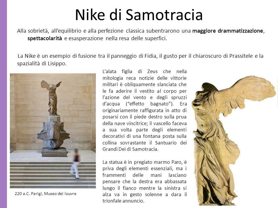 Nike di Samotracia
