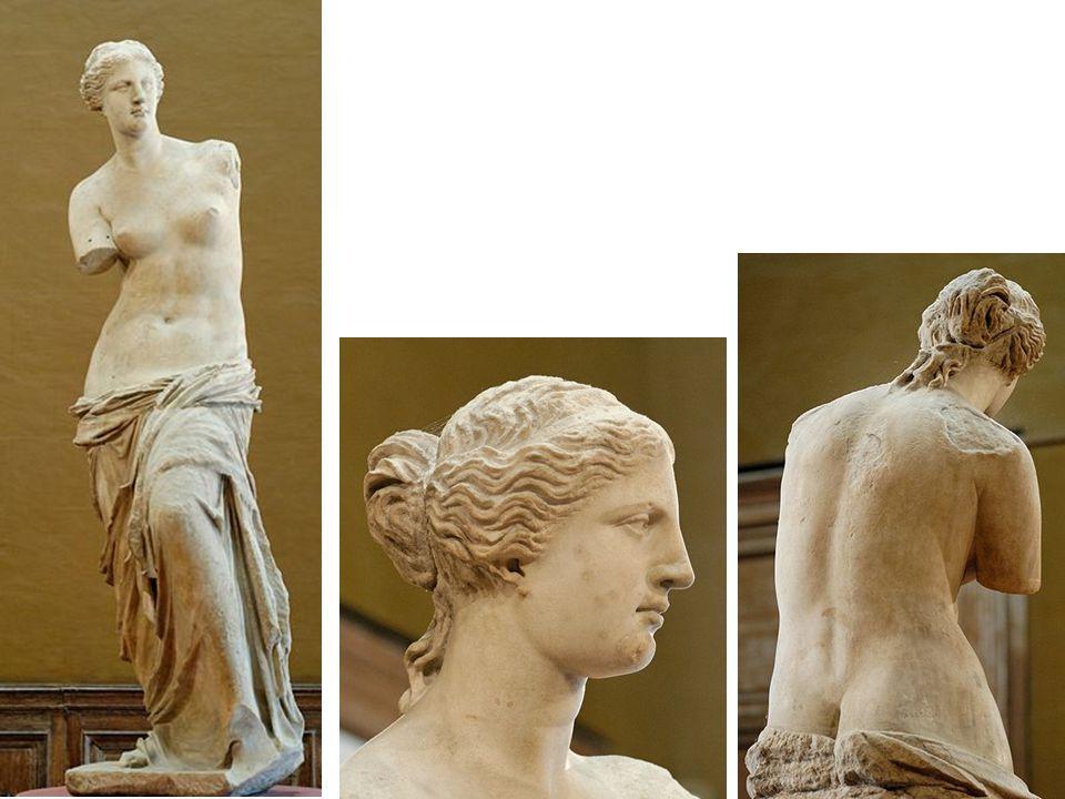 Venere di Milo (130 a.C. ca) Parigi, Museo del Louvre