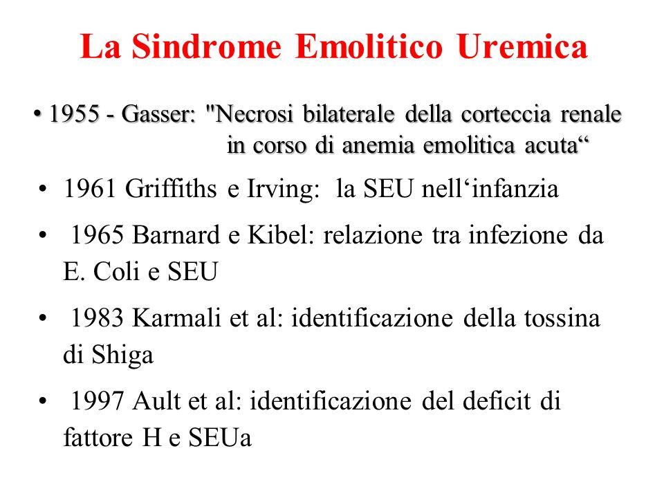 La Sindrome Emolitico Uremica