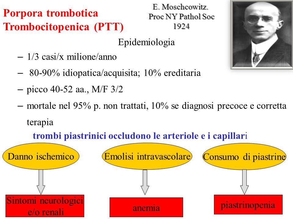 Trombocitopenica (PTT)