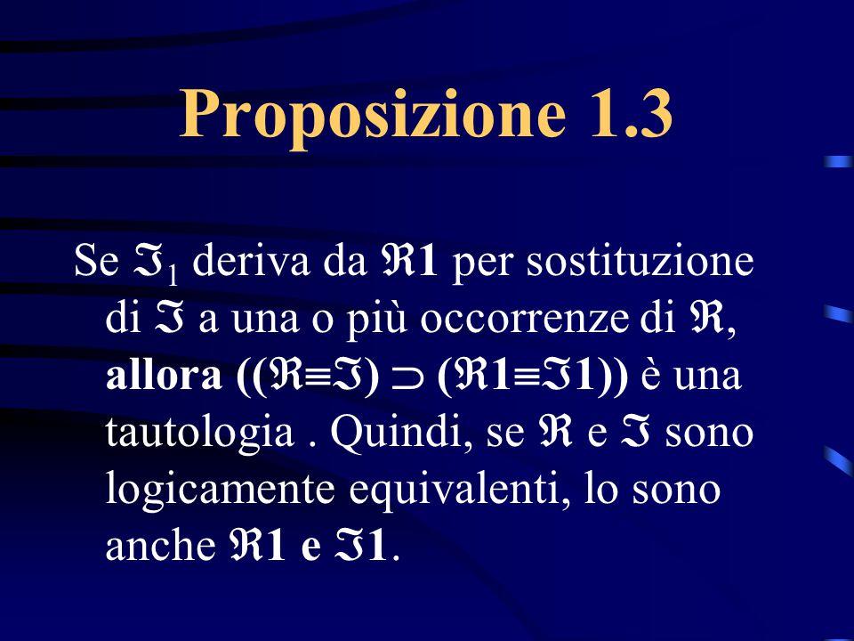 Proposizione 1.3