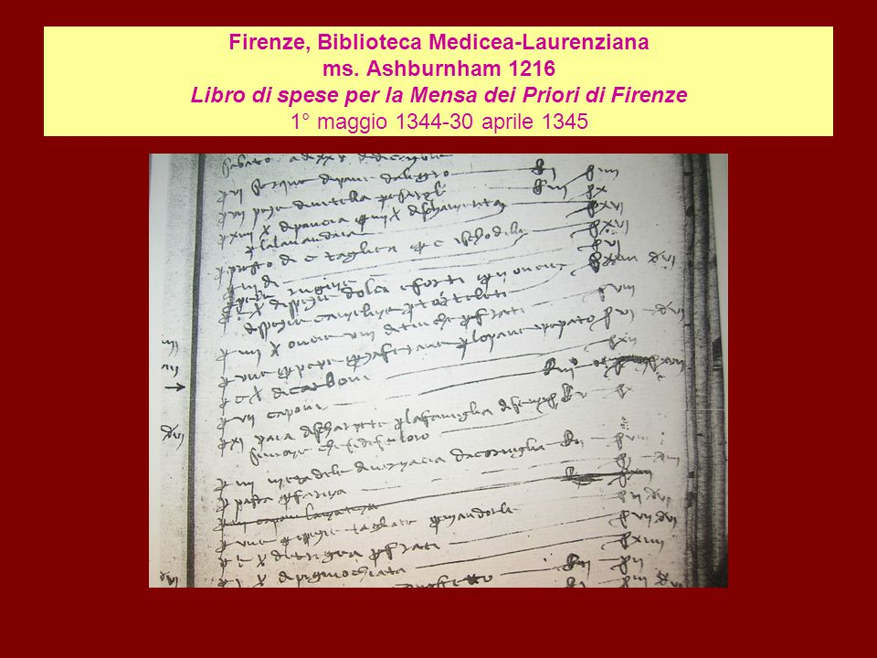 Firenze, Biblioteca Medicea-Laurenziana ms