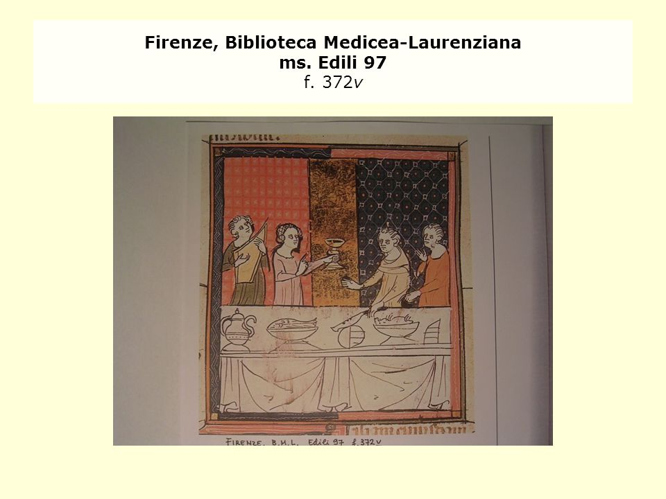 Firenze, Biblioteca Medicea-Laurenziana ms. Edili 97 f. 372v