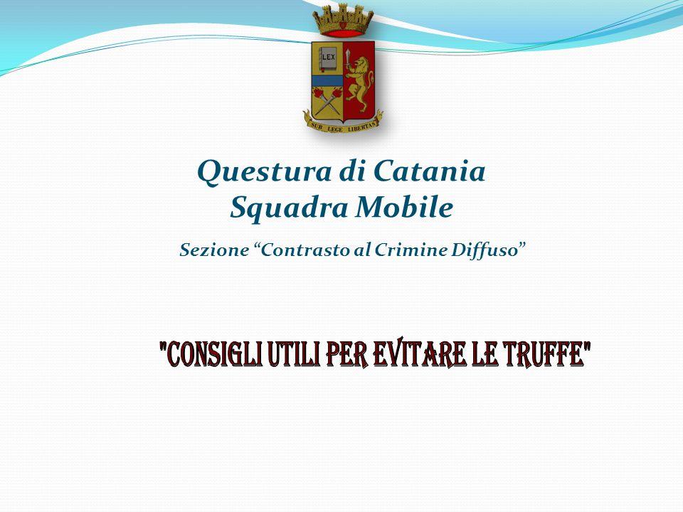 Sezione Contrasto al Crimine Diffuso