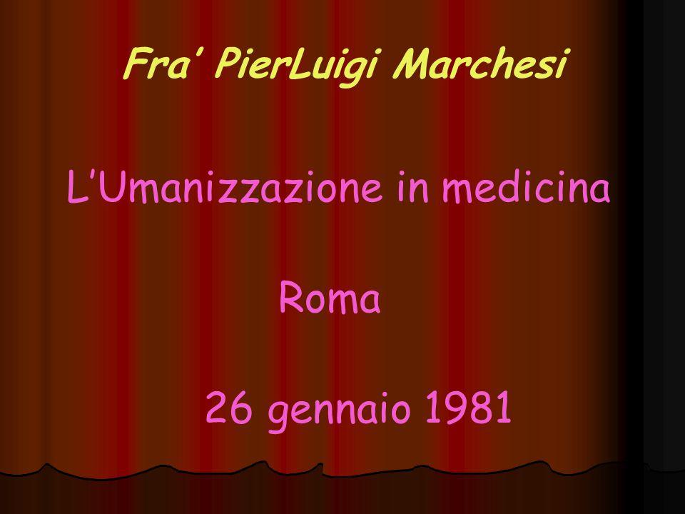 Fra' PierLuigi Marchesi