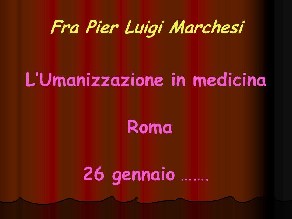 Fra Pier Luigi Marchesi
