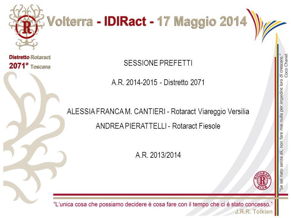 ALESSIA FRANCA M. CANTIERI - Rotaract Viareggio Versilia