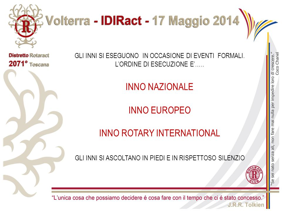 INNO ROTARY INTERNATIONAL