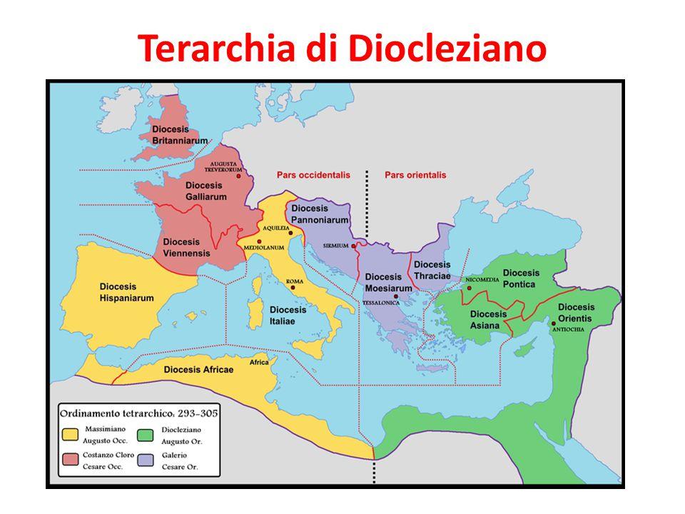 Terarchia di Diocleziano