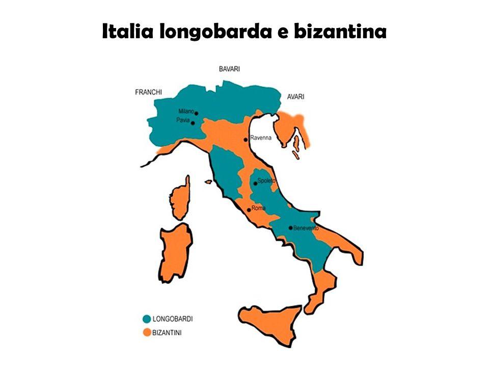 Italia longobarda e bizantina