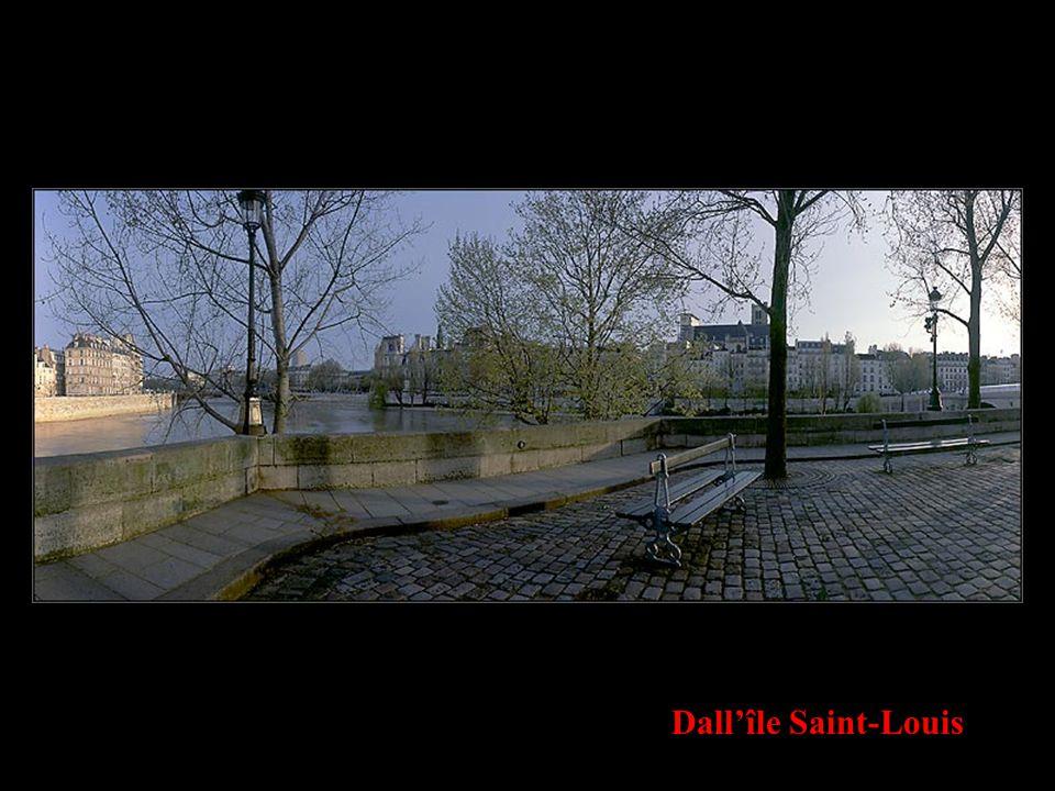 Dall'île Saint-Louis