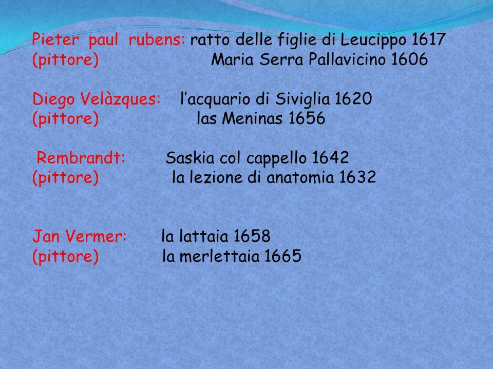Pieter paul rubens: ratto delle figlie di Leucippo 1617