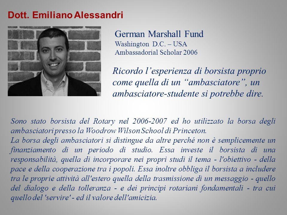 Dott. Emiliano Alessandri