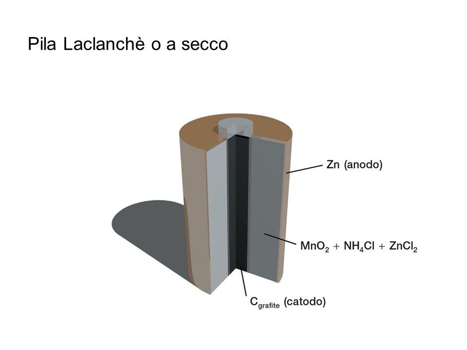 Pila Laclanchè o a secco