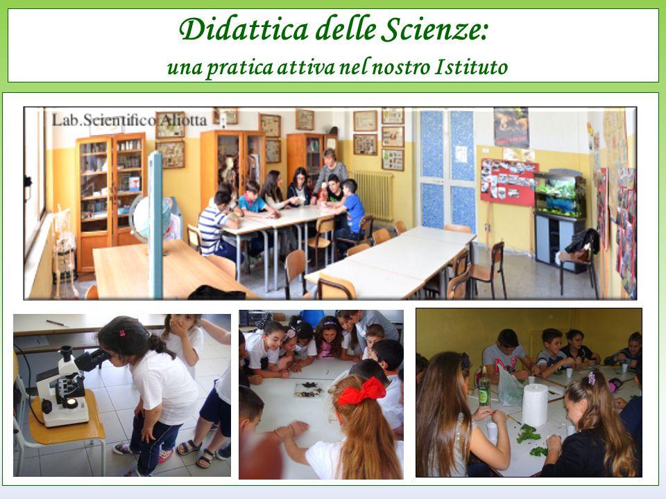 Didattica delle Scienze: una pratica attiva nel nostro Istituto