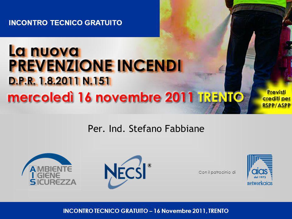 Per. Ind. Stefano Fabbiane
