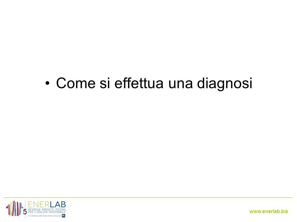 Come si effettua una diagnosi