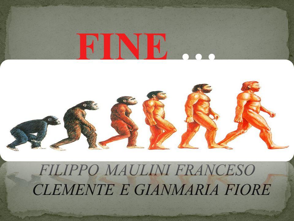 FILIPPO MAULINI FRANCESO CLEMENTE E GIANMARIA FIORE